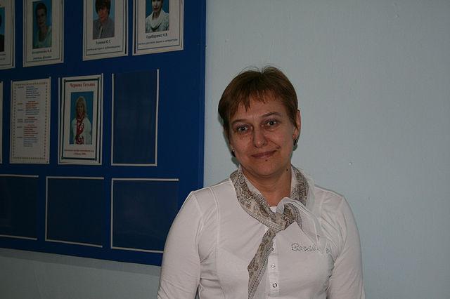 Пачковская Анна Павловна