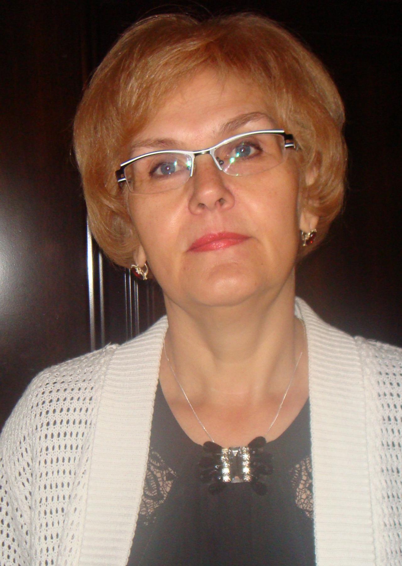 Блохина Ирина Анатольевна