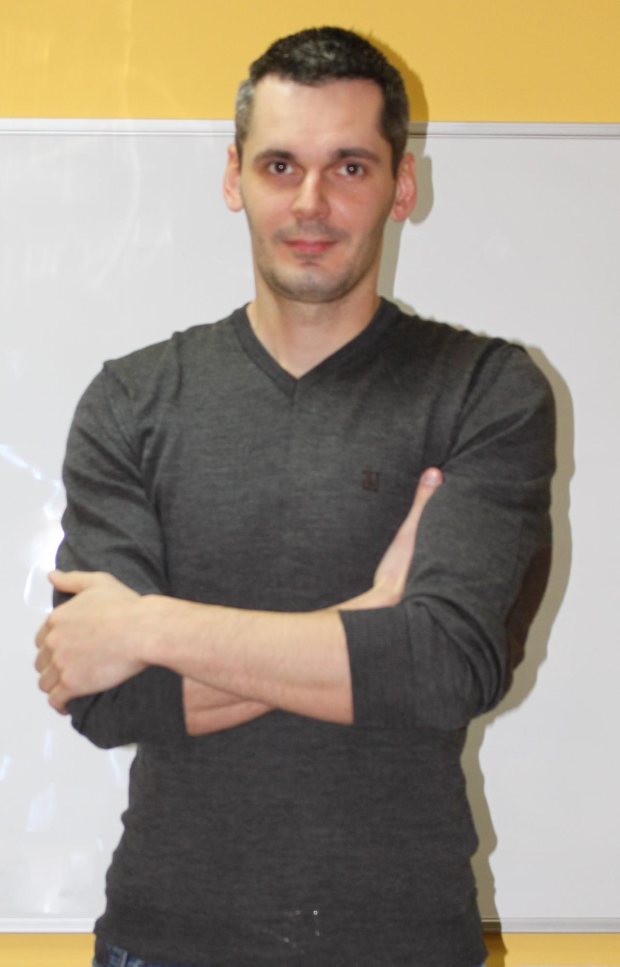 Щербаков Максим Анатольевич