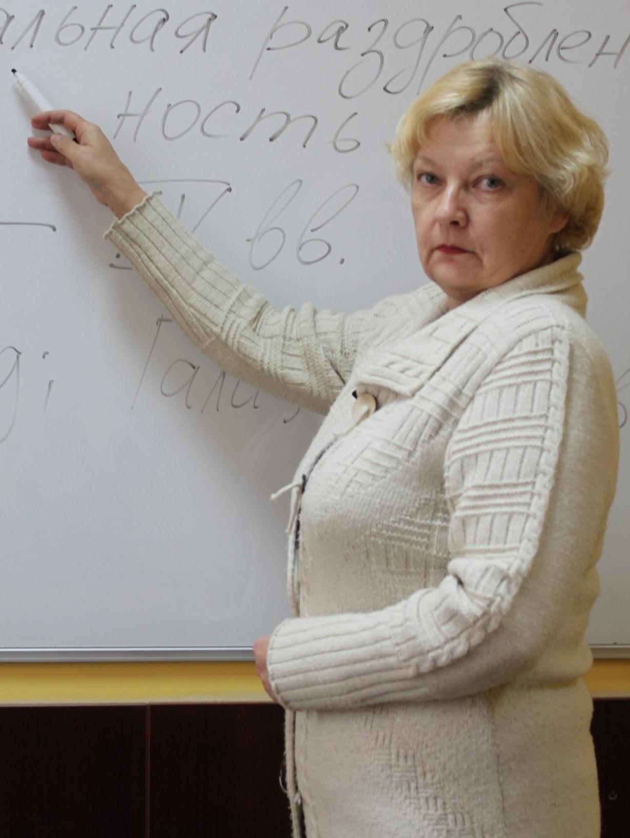Самсонова Лариса Олеговна